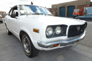 Mazda Savanna RX3 Super Deluxe 1976 2D Coupe 4 SP Manual 1 1L Carb in Oakleigh South, VIC