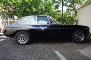 FACTORY ORIGINAL1976 MG B GT V8 BLACK Photo
