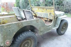 Willys M38 Jeep 1951
