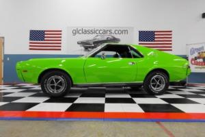1969 AMC AMX 390 BBG Big Bad Green Extremely Rare Low Reserve