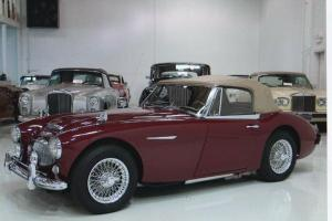Austin Healey BJ8 MkIII 1966 Photo