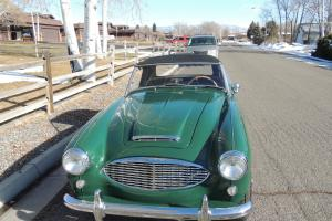 1957 Austin Healey 100-6 Bn4 Restored Mint Condition