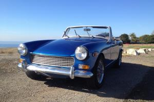 1979 MG Midget Austin Healey Sprite Photo