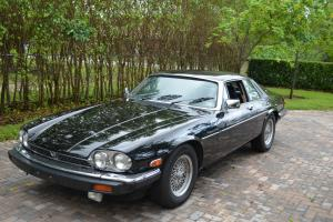 JAGUAR XJS (LOW MILEAGE)