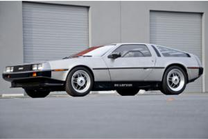 1981 Delorean DMC-12 With a 570HP Twin Turbo Buick V6 Only 36,897 Miles