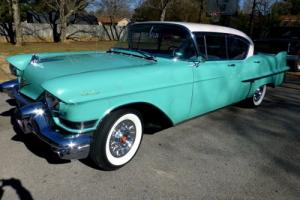 Unusually clean 1957 Cadillac Series 62 showing just 55337 miles **WOW!**