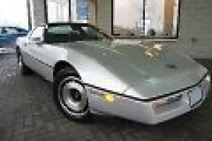 1985 chevy corvette coupe 26 000 miles 4 speed manual. Black Bedroom Furniture Sets. Home Design Ideas