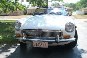 MGB V8 Conversion Photo