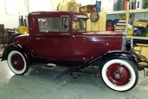 1929 CHEVY COUPE
