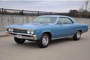 1967 Chevelle SS 396 Matching 396/325 hp 4 speed