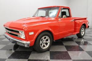 TOTAL SHOW QUALITY, 425HP ZZ383, TCI TH350 AUTOMATIC, A/C, TILT, RESTORED TRUCK!