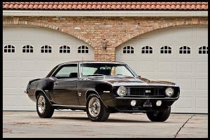 1969 Chevrolet Camaro Rs Ss Zz8 Copo Yenko New Build By American Steel Pickcolor