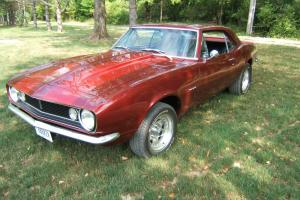 1967 fully restored Camaro Coupe, This car is show car ready,