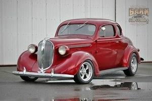 1938, big block chevy, automatic, super nice paint and interior, runs fantastic