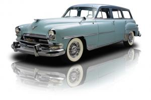 Frame Off Restored New Yorker Town & Country Wagon HEMI