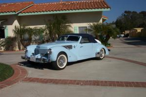 1937 Cord Roadster, Convertible Replica No Reserve