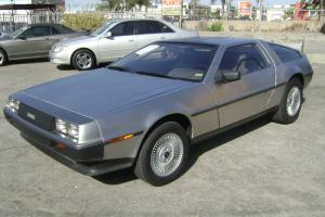 1983 DELOREAN DMC-12   Museum Quality Less than 4k Miles Rare Find