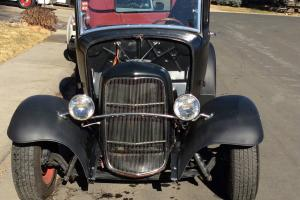 1932 Ford 5 Window Steel Coupe