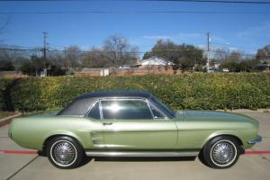 1967 Ford Mustang Coupe 289 Auto with Powersteering & AC