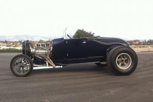 1929 ford model a roadster traditional 60's hot rod 28 32 rat fresh build