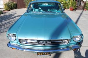 1966 Ford Mustang Fastback V8 289 Auto
