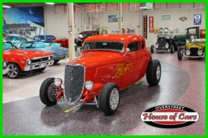 1933 FORD HENRY FORD STEEL HOT ROD