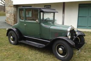 1927 Ford Model T Coupe Resto-Rod