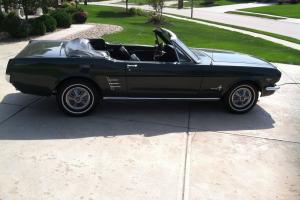 1966 Mustang Convertible A-Code 4Speed Relisted, lowered reserve.