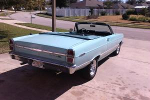 1967 Ford Fairlane 500 Convertible  289 Automatic