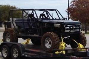 Offroad buggy rock crawler lifted 4x4 blazer exo cage 37in tires d44 d60 jeep