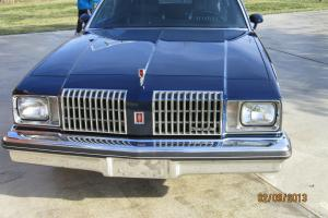 1978 Olds Cutlass Calais