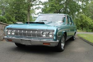 1964 Plymouth Belvedere station wagon Photo