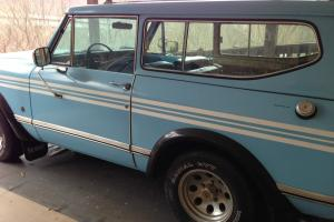 1979 International Scout II Traveler Sport Utility 2-Door 5.0L