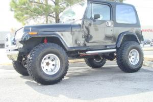 1988 Jeep Wrangler 350 V-8,4X4,LIFTED,OTHER PICKUP,YJ