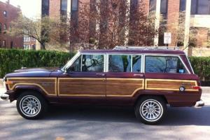 Jeep Grand Wagoneer, 86,600 miles, excellent condition
