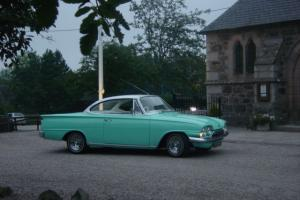 FORD CONSUL CAPRI TURQUOISE/WHITE Photo
