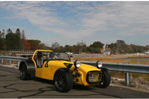 "1967 CATERHAM LOTUS SUPER 7 ""BUILT IN 2007, ONLY 1300 MILES, THE BEST!!!"""