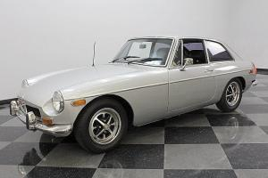 GORGEOUS SILVER GT COUPE, ONLY 42,479 ACTUAL MILES, CLEAN INSIDE AND OUT!
