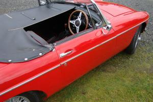 1963 MGB Convertible Right Hand Drive MGB MK1 RARE RHD