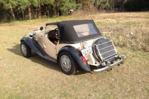1952 mg kit car very dependable fun cruiser