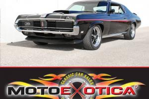 1969 MERCURY COUGAR-ELIMINATOR CLONE-CALIFIFORNIA CAR-EXTENSIVE RESTORATION-LQQK