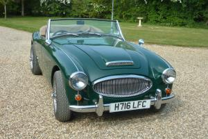 Austin-Healey 3000 Saxon Replica (1990)  Photo