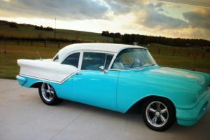1957 olds 88 J2 car  3 deuces /more dream cruiser old muscle street rod classic