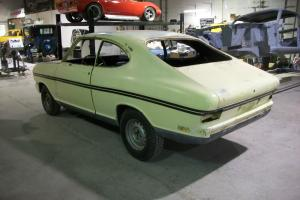 1969 Opel Kadett Rallye 4spd restoration investment GT over 400 NOS parts
