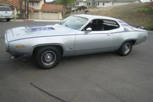 71 Plymouth Road Runner Numbers matching 383