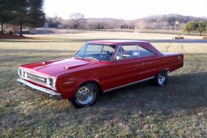 1967 Plymouth GTX Very Very Fast Daily Driver