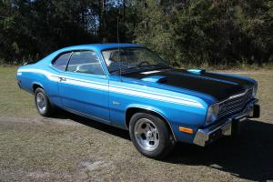 1973 Plymouth Duster Twister 318 Restored