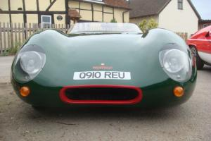 WESTFIELD LOTUS ELEVEN,ROAD/TRACK CAR 1 OF 4 MADE