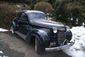 1937 CHRYSLER IMPERIAL 2 DOOR COUPE