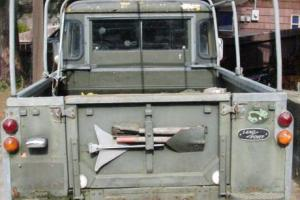 1959 Land Rover 109 Pickup Series II Defender Photo